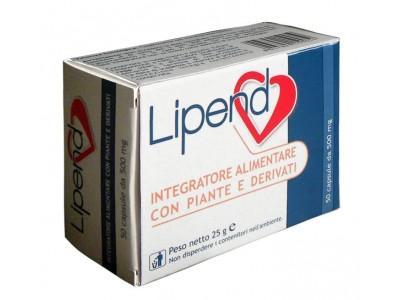 LIPEND - 1 Confezione da 60 capsule